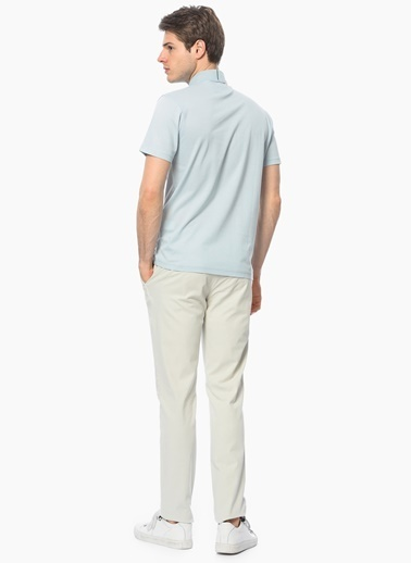 George Hogg Tişört Mavi